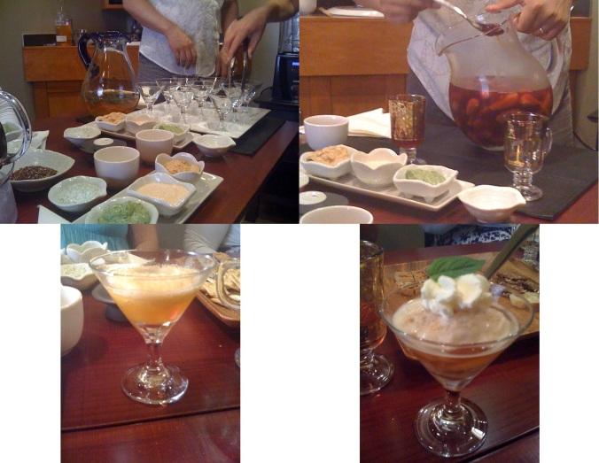 Raintree Iced Tea Cocktails