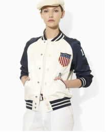 Team USA Varsity Jacket