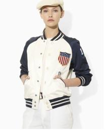 Team USA Varsity Jacket