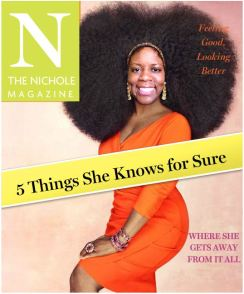 N Magazine - The Hair Issue