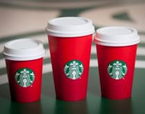 Starbucks 2015 holiday cups