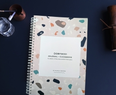 DoByWhy Journal + Guidebook by Nichole Wesson